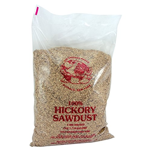 The Sausage Maker - Hickory Sawdust for Smokers, 5 lbs. Bag
