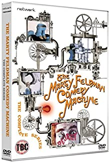 The Marty Feldman Comedy Machine - The Complete Series