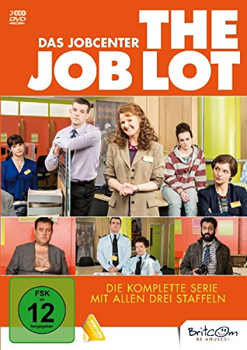 The Job Lot - Das Jobcenter [3 DVDs]