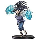 YIGEYI Naruto Shippuuden Anime Figura de acción Naruto Gals Hinata Hyuga 9.44 Pulgadas Figuras de PV...