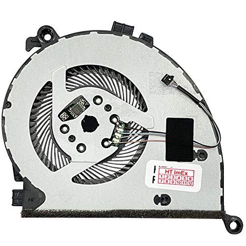 HT ImEx - Ventilador de refrigeración compatible con Lenovo ThinkBook 15-IIL, 15-IIL (20SM), 15-IML, 15-IML (20RW), 15-IIL (Iris Plus Graphics G4), 15-IML (AMD Radeon 620)