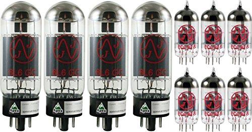 Vacuum Tube Set for Peavey 6505+ PLUS, JJ brand, Apex Matched