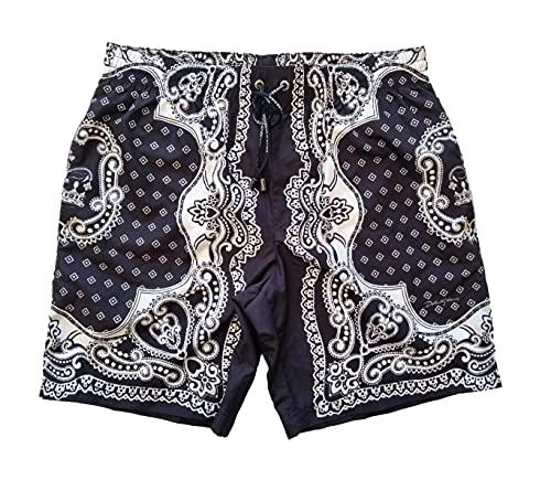 Dolce & Gabbana Costume da Bagno Uomo Boxer Corto M4A13T FHN64C Nero Taglia S
