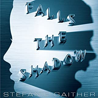 Falls the Shadow audiobook cover art