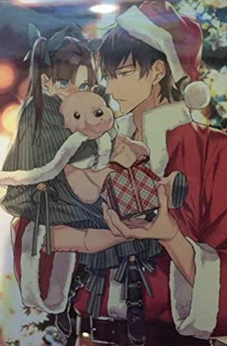 FGO冬祭り ダヴィンチコード Fate/Grand Order ポストカード 遠坂凛 言峰綺礼 聖者の行進