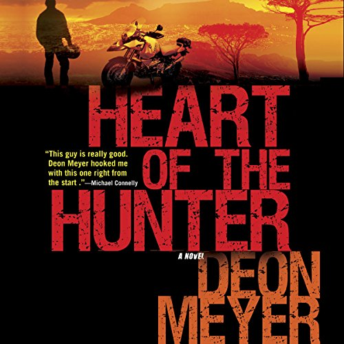 Heart of the Hunter audiobook cover art