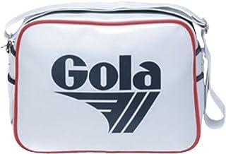 Gola Redford Bag Tasche Schultertasche Weiß Blau White Navy Red