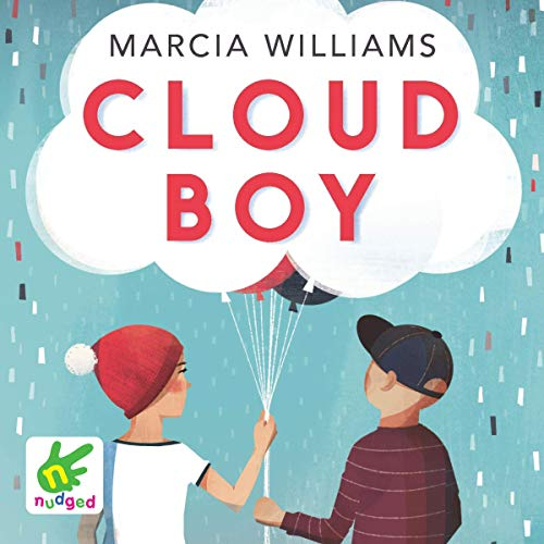 Cloud Boy audiobook cover art