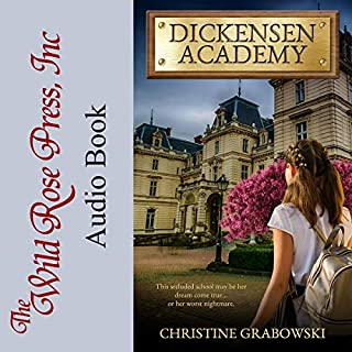 Dickensen Academy                   By:                                                                                                                                 Christine Grabowski                               Narrated by:                                                                                                                                 Kaitlin Cohen                      Length: 10 hrs and 14 mins     8 ratings     Overall 4.8