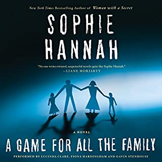 A Game for All the Family audiobook cover art