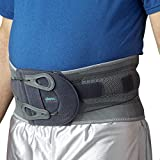 Aspen Elite Active Back Brace, Patented Pulley System for Targeted Compression, Back Braces for Lower Back Pain Relief for Herniated Disc, Sciatica, Scoliosis for Men & Women, Small