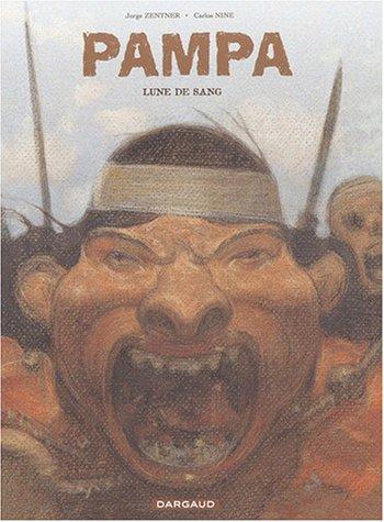 Pampa, tome 1 : Lune de sang