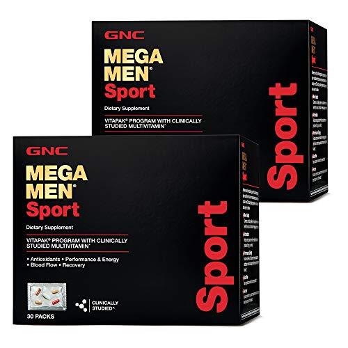GNC GNC Mega Men Sport Vitapak Program - Twin Pack