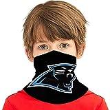 Carolina Panthers Gesicht Baumwollstoff Stoff Kopfbedeckung