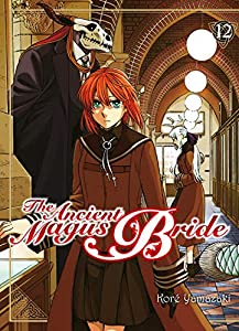 The Ancient Magus Bride Edition simple Tome 12