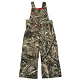Arctix Infant-Toddler Chest High Snow Bib Overalls, Realtree MAX-5 Camo, 5T