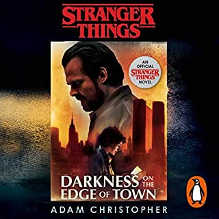 Stranger Things: Darkness on the Edge of Town cover art