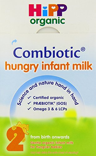 HiPP Organic Combiotic First Infant Milk 1 Product Image