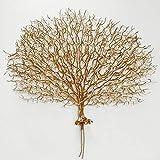 Simulación de rama de coral artificial Árbol de mar Decoración floral Rama de tronco de mar para adornos de pecera Fiesta de bodas