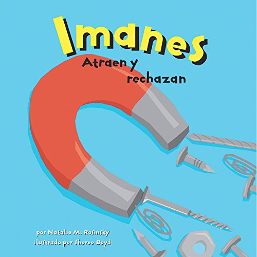 Imanes audiobook cover art