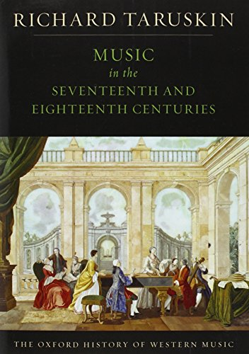 Taruskin, R: Oxford History of Western Music: (5 Volumes) (Oxford History of Western Musc)