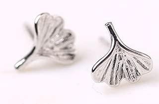 ginkgo biloba earrings