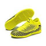 Puma FUTURE 4.4 IT Jr, Unisex-Kinder Fußballschuhe, Gelb (Yellow Alert-Puma Black 03), 31 EU (12 UK)