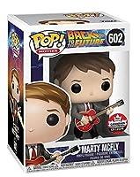 ファンコ ポップ バックトゥザフューチャー マーティ・マクフライ【カナディアン・コンベンション限定】 Funko Pop Movies Back To The Future Marty McFly 【並行輸入】