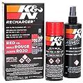 K&N Multi 6.5 oz. Spray Oil 99-5000 Aerosol Recharger Filter Care Service Kit