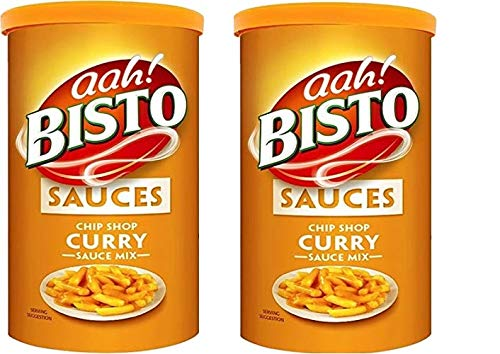 Bisto Granules : Chip Shop Curry Sauce