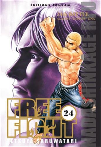 Free Fight -Tome 24-