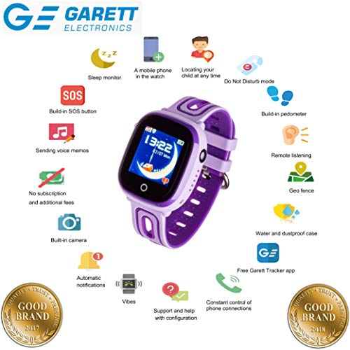 Smartwatch Garett Electronics Kids Happy