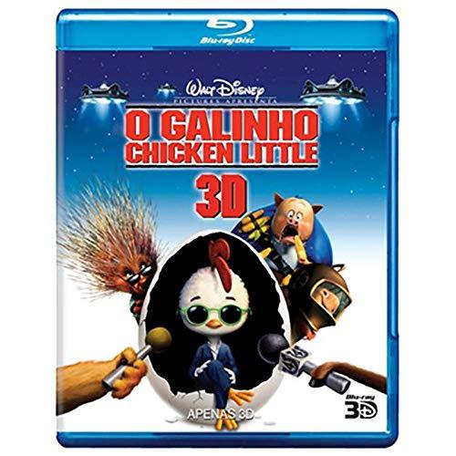 Galinho Chicken Little/ 3D