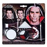 Boland-29721 Otro Kit de maquillaje vampiro, multicolor, Unitalla (Ciao Srl 29721)