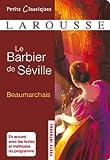 Le Barbier de Séville (Petits Classiques Larousse t. 1) - Format Kindle - 2,49 €