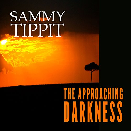 The Approaching Darkness audiobook cover art