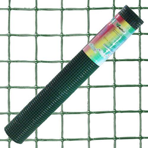 Maille plastifiée Corral 13 x 13/100 Rouleau 10 Mètres