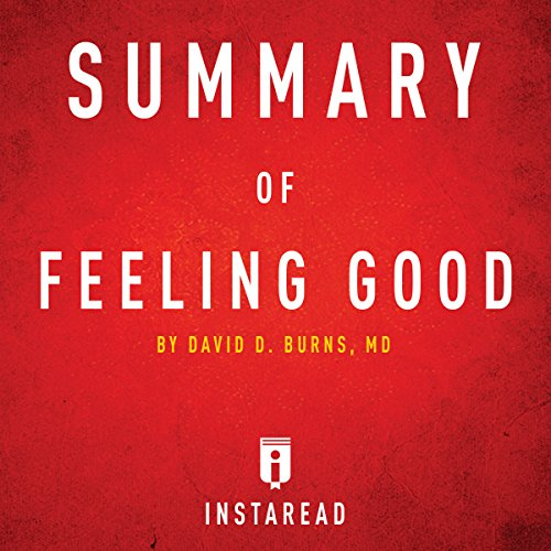 Summary of Feeling Good by David D. Burns | Includes Analysis audiobook cover art