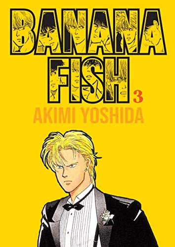 Banana Fish Vol Akimi Yoshida