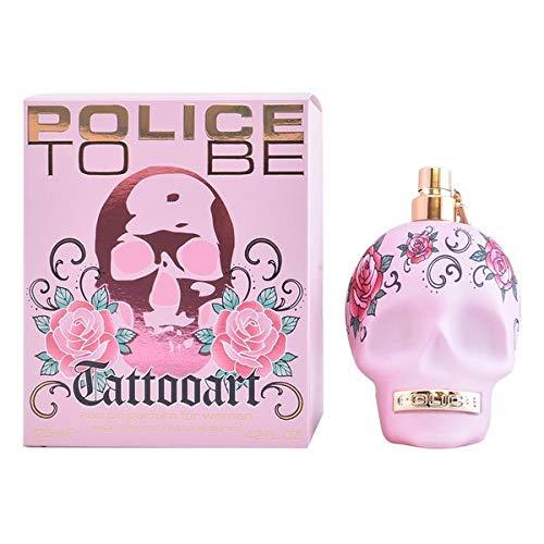 Perfume Mujer To Be Tattoo Art Police EDP (125 ml) Perfume Original   Perfume de Mujer   Colonias y Fragancias de Mujer