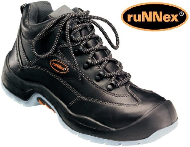 RuNNex RuNNex Sicherheitsschuhe 5301-44 - S3 - schwarz high