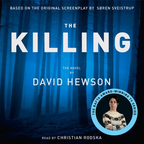 The Killing audiobook cover art