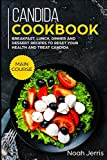 Candida Cookbook: MAIN COURSE - Breakfast, Lunch, Dinner and Dessert...
