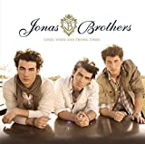 Songtexte von Jonas Brothers - Lines, Vines and Trying Times