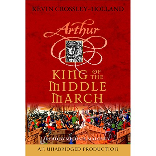 King of the Middle March audiobook cover art