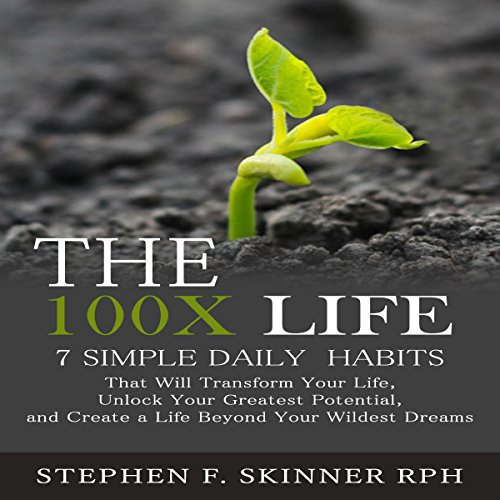 The 100X Life audiobook cover art
