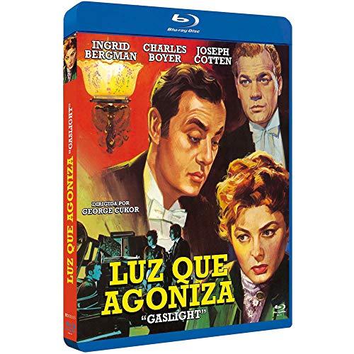 Luz que Agoniza BDr 1944 Gaslight [Blu-ray]