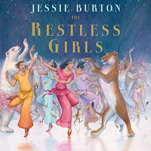 The Restless Girls audiobook cover art