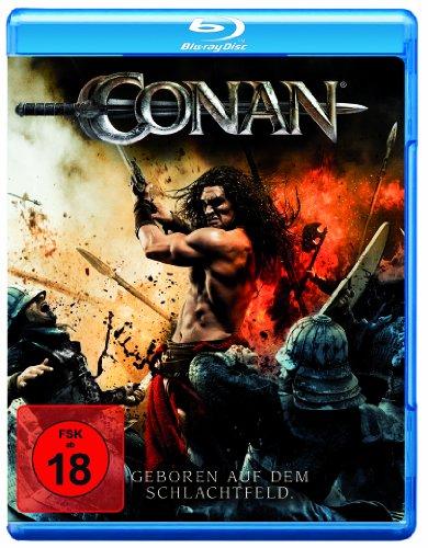 Conan - Der Barbar [Blu-ray]