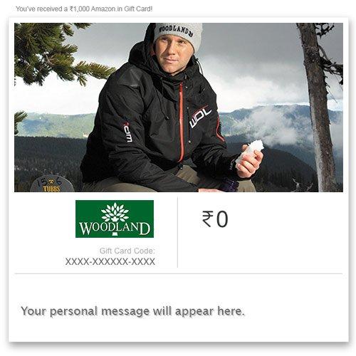 Woodland - Digital Voucher